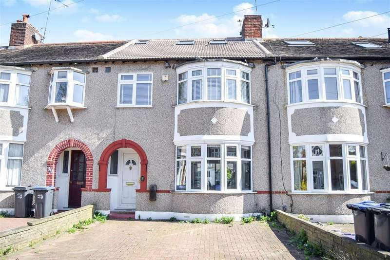 4 Bedrooms House for sale in Camborne Road, Morden
