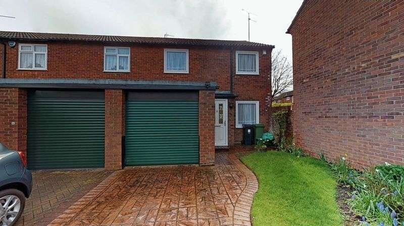 3 Bedrooms Property for sale in Lancaster Close Stoke Gifford, Bristol