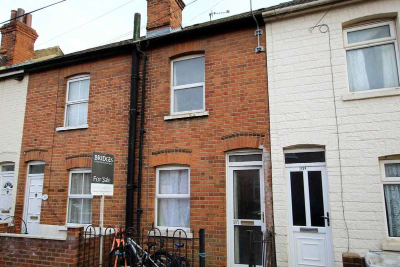 2 Bedrooms Terraced House for sale in Waldeck Street, Reading