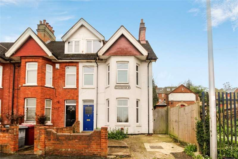 4 Bedrooms End Of Terrace House for sale in Gloucester Road, Reading, Berkshire, RG30