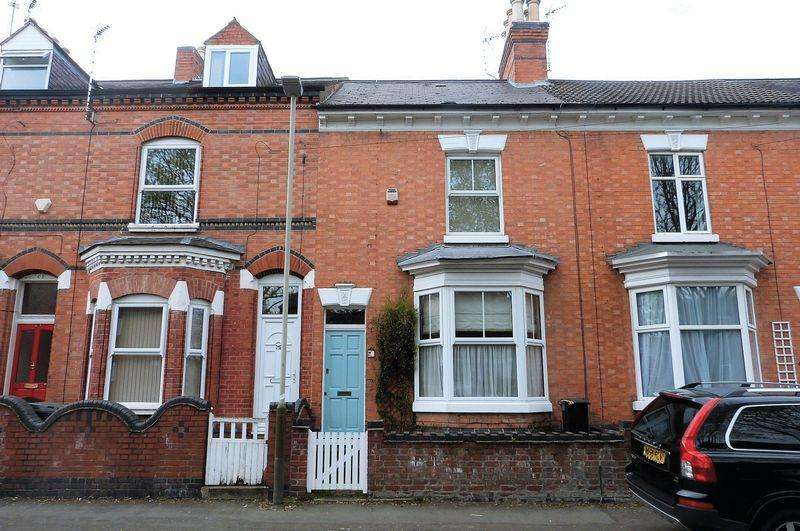 3 Bedrooms Terraced House for sale in Norfolk Street, Leicester
