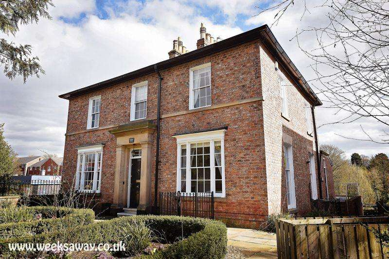7 Bedrooms Semi Detached House for rent in Weeks Away Darlington large group stays