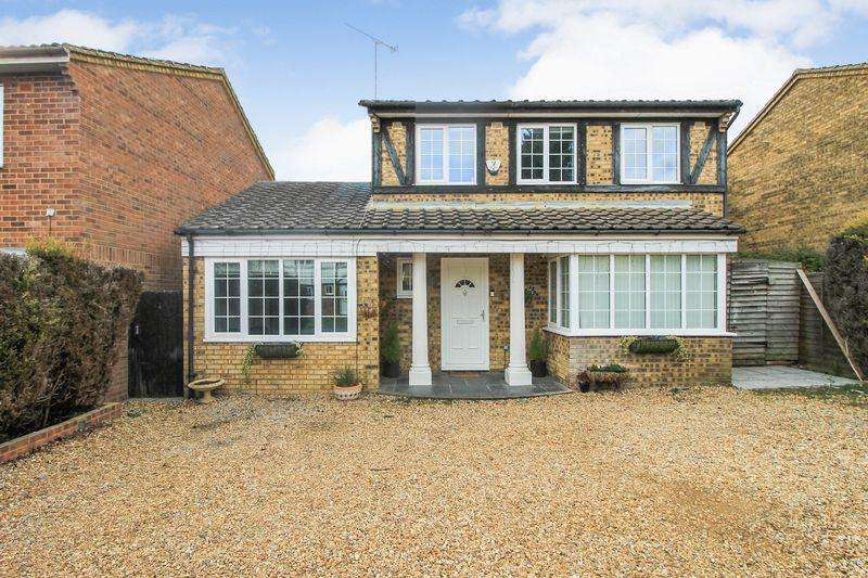 4 Bedrooms Detached House for sale in Must view in Wigmore