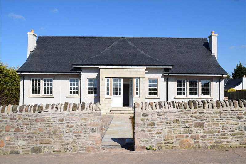 4 Bedrooms Bungalow for sale in Sycamore, 1 Castleton Gardens, Auchterarder, Perth and Kinross, PH3