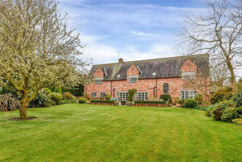 4 Bedrooms Detached House for sale in Burrough End, Great Dalby, Melton Mowbray
