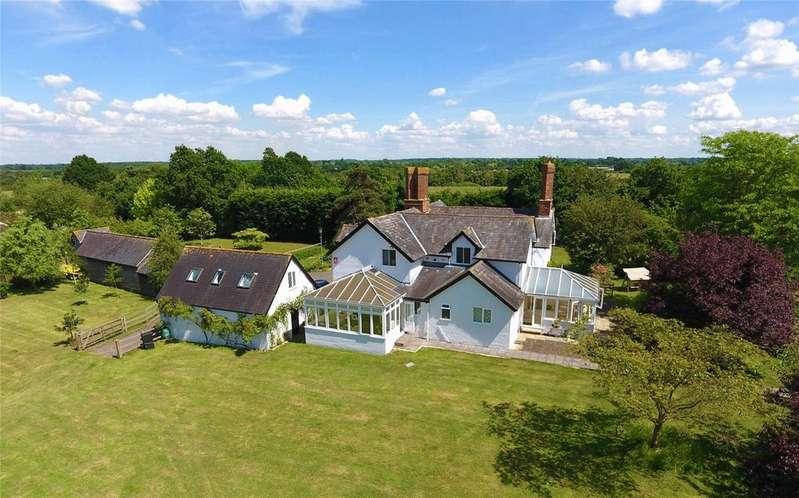 5 Bedrooms Detached House for sale in Malt Hill, Warfield, Bracknell, Berkshire