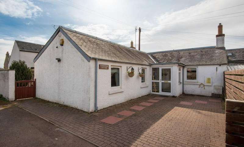2 Bedrooms Cottage House for sale in Summerside Cottage, Summerside Place, Gullane, East Lothian, EH31 2AW