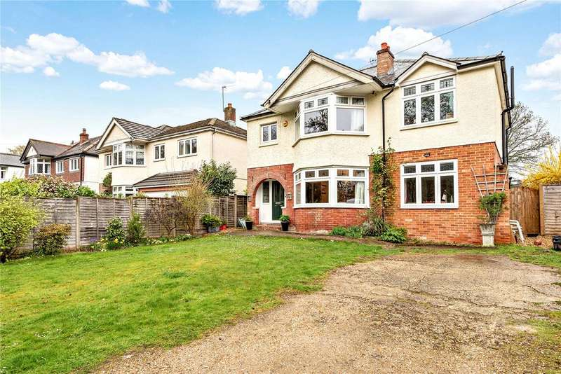 4 Bedrooms Detached House for sale in Lake Road, Chandler's Ford, Hampshire, SO53