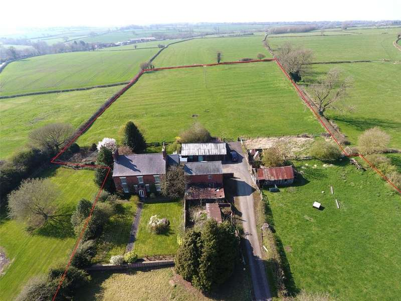 5 Bedrooms Detached House for sale in King Street, Scalford, Melton Mowbray