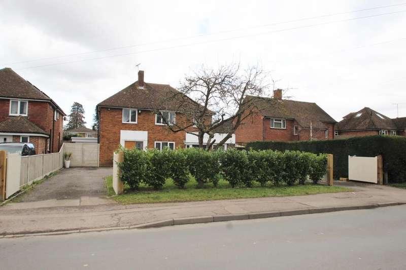 5 Bedrooms Detached House for sale in Rances Lane, Wokingham, RG40
