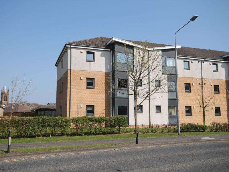 2 Bedrooms Ground Flat for sale in Shawfarm Gardens, Prestwick