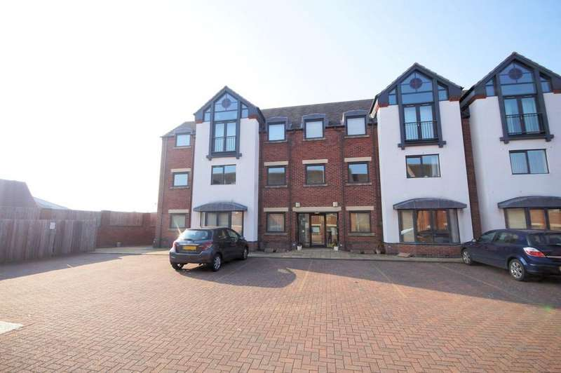 3 Bedrooms Apartment Flat for sale in Park View, Lincoln Road, North Hykeham
