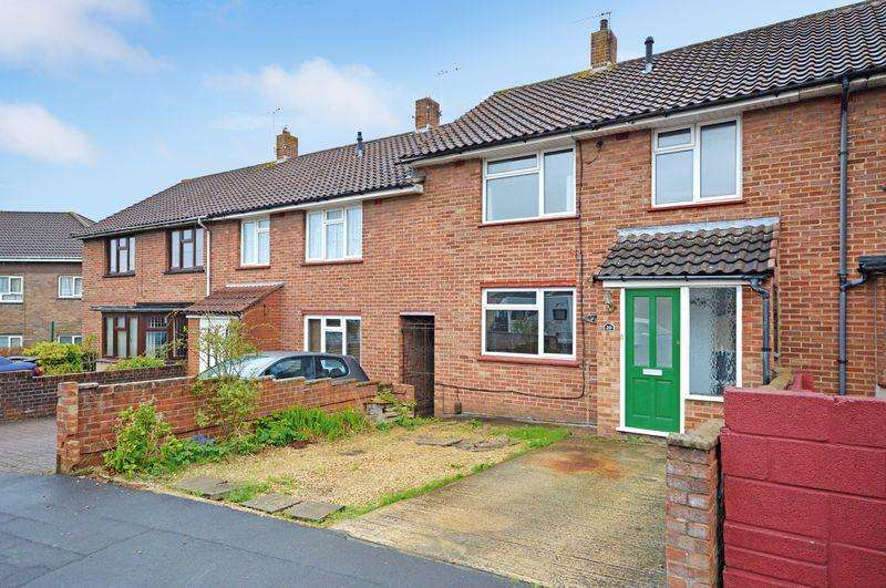 3 Bedrooms Terraced House for sale in Eastridge Drive, Bristol