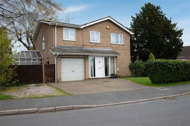 4 Bedrooms Detached House for sale in Quaker Lane, Spalding, Lincolnshire