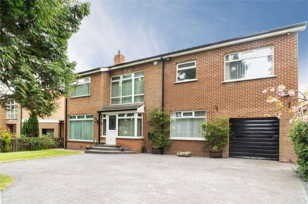 5 Bedrooms Detached House for sale in Belsize Road, Lisburn, County Antrim