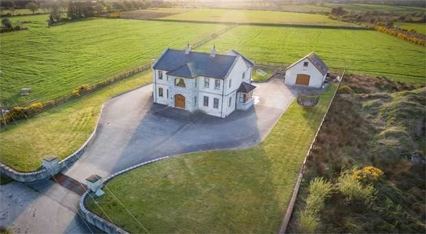 4 Bedrooms Detached House for sale in Feeny Road, Dungiven, Londonderry