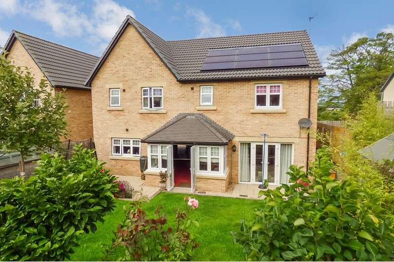 5 Bedrooms Property for sale in Seagent Place, Shotley Bridge, Consett, Durham, DH8 0TR