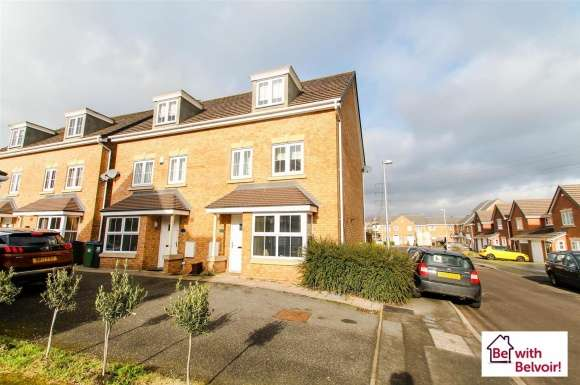 4 Bedrooms Detached House for sale in Bagnalls Wharf, Wednesbury