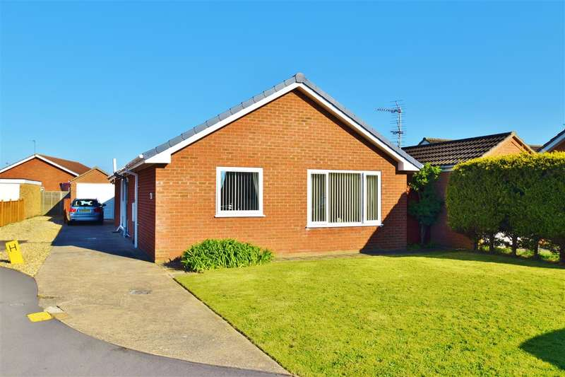 4 Bedrooms Bungalow for sale in Jenkins Close, Skegness