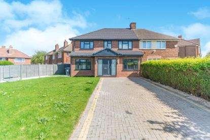 6 Bedrooms Semi Detached House for sale in Rudyard Grove, Birmingham, West Midlands