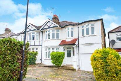 5 Bedrooms Semi Detached House for sale in Wynchgate, London