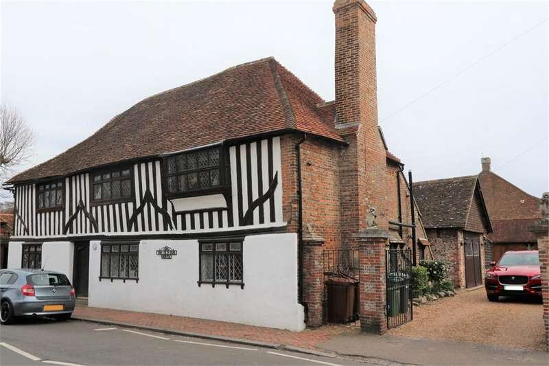 5 Bedrooms Semi Detached House for sale in The Old Dial House, 82 High Street, WESTHAM, East Sussex