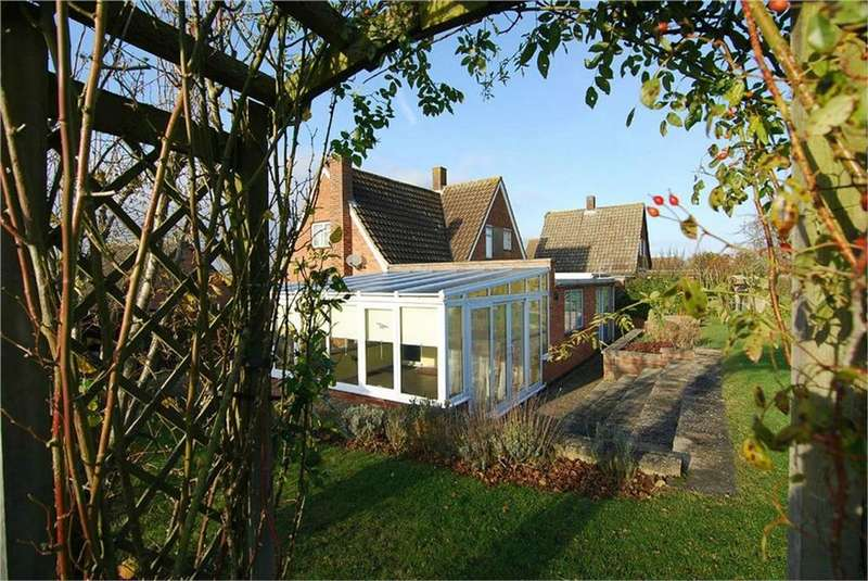 3 Bedrooms Detached House for sale in 1 Mill Hill, Keysoe