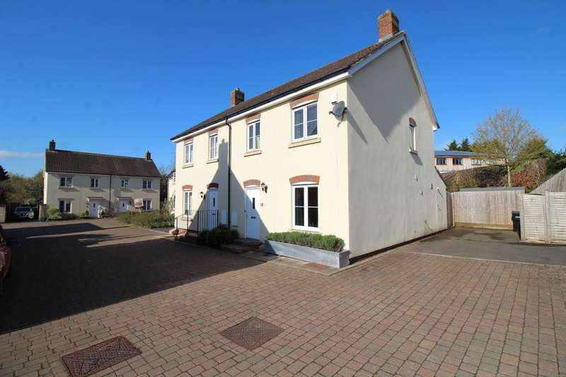 3 Bedrooms Semi Detached House for sale in Dairy Way, Chew Stoke