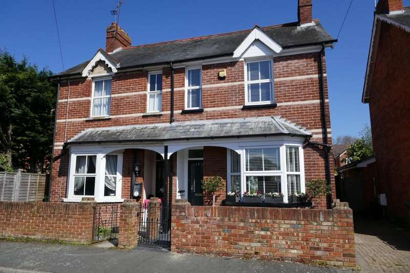 3 Bedrooms Cottage House for sale in Burford Road, Camberley