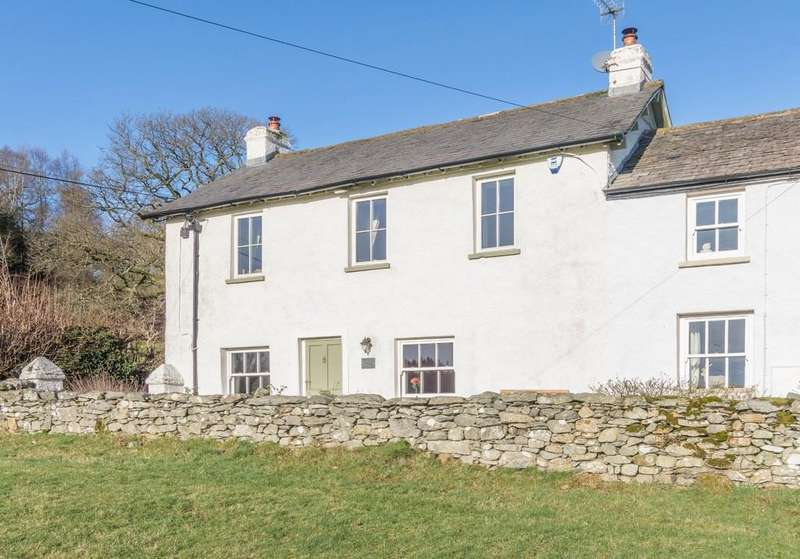 5 Bedrooms Barn Conversion Character Property for sale in Garret House, Cartmel