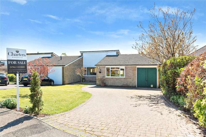 3 Bedrooms Bungalow for sale in South View Road, Winchester, Hampshire, SO22