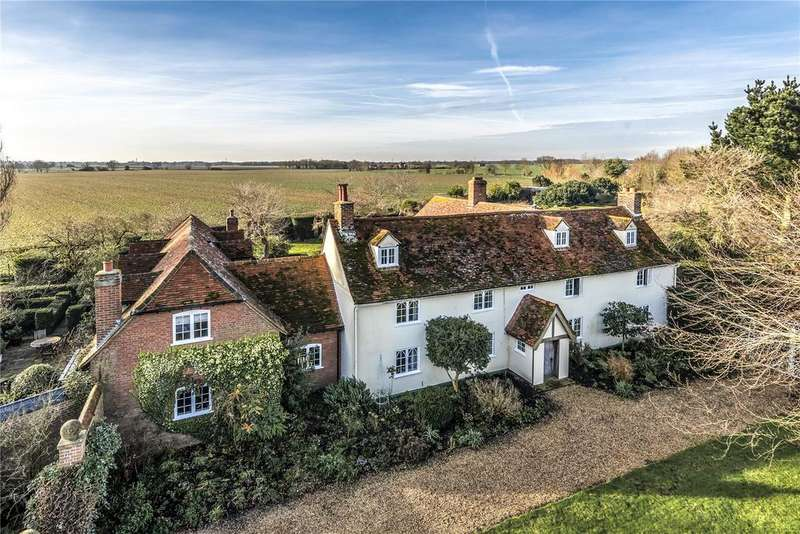 6 Bedrooms Detached House for sale in Ardleigh Road, Little Bromley, Manningtree, Essex, CO11