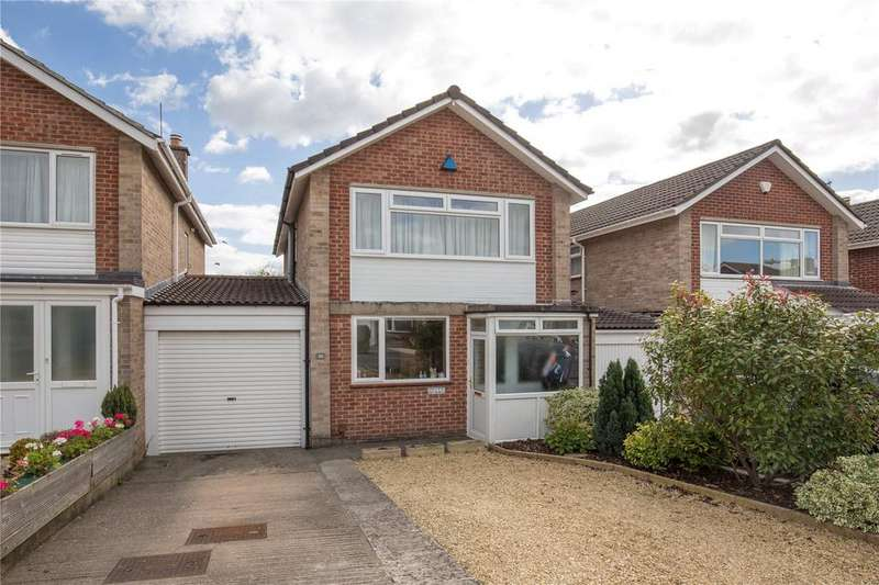 3 Bedrooms Link Detached House for sale in Westover Close, Bristol, BS9