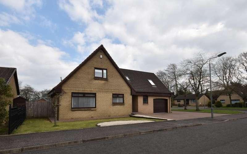 5 Bedrooms Detached Villa House for sale in 3 Overton Park, Strathaven, ML10 6UW