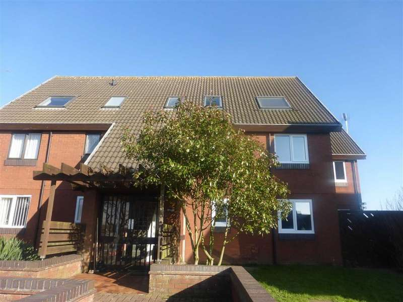 1 Bedroom Flat for sale in Clifton Court, Hinckley