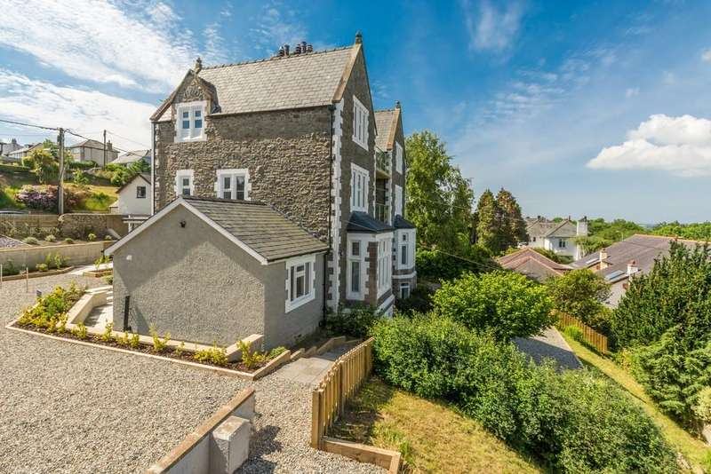 2 Bedrooms Apartment Flat for sale in Laurence House, Y Felinheli, North Wales