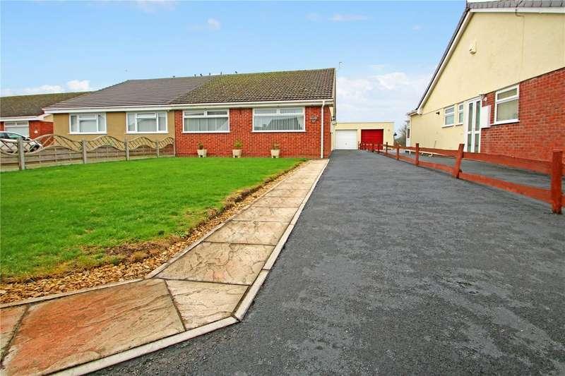 3 Bedrooms Bungalow for sale in Elsbert Drive, Bishopsworth, Bristol, BS13