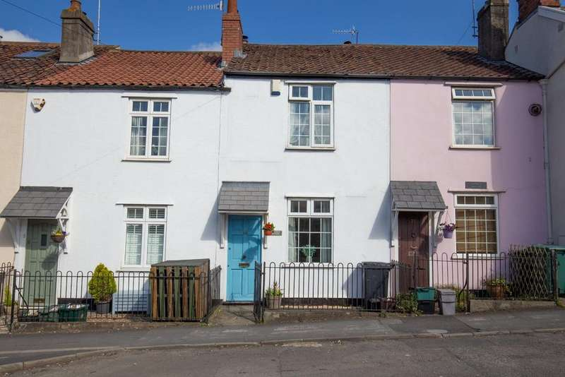 2 Bedrooms Cottage House for sale in Eastfield Road, Westbury-on-Trym, Bristol, BS9