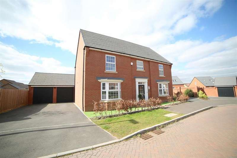 5 Bedrooms House for sale in Larch Grove, Shifnal