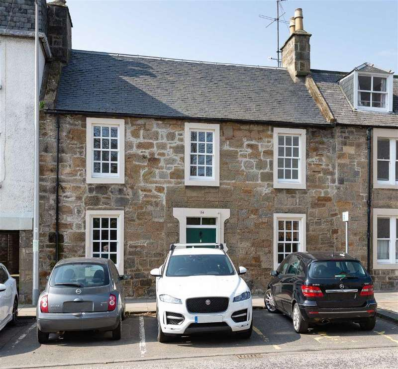 4 Bedrooms Terraced House for sale in Abbey Street, St Andrews, Fife