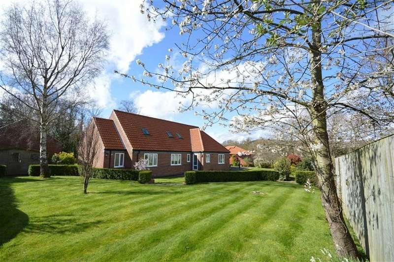 5 Bedrooms Detached House for sale in GoldenfIelds, Scalby
