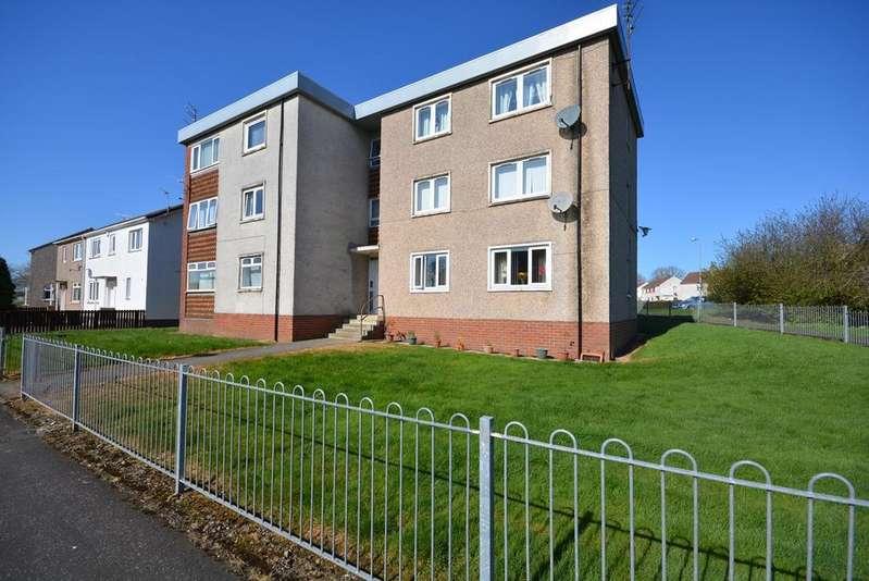 1 Bedroom Flat for sale in Caprington Gardens, Kilmarnock, KA1