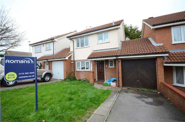3 Bedrooms Link Detached House for sale in Notton Way, Lower Earley, Reading