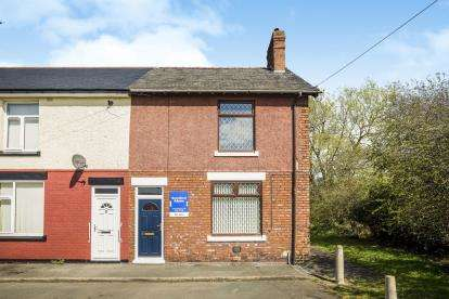 3 Bedrooms End Of Terrace House for sale in Dee Cottages, Flint, Flintshire, North Wales, CH6