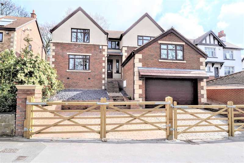 6 Bedrooms Detached House for sale in Thoresby Avenue, Barnsley, S71 2LH