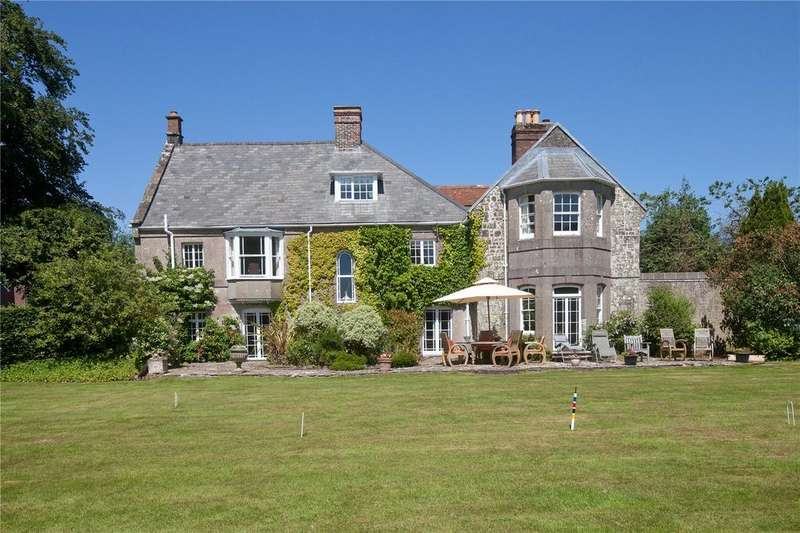 6 Bedrooms Detached House for sale in Salisbury Road, Shaftesbury, Dorset