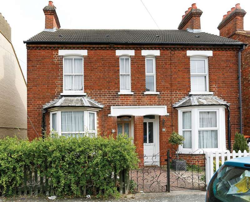 3 Bedrooms Semi Detached House for sale in Park Road, Kempston, Bedford, MK42
