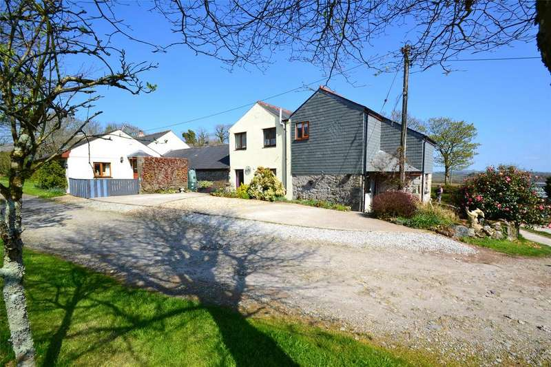 7 Bedrooms House for sale in Tremodrett, Roche