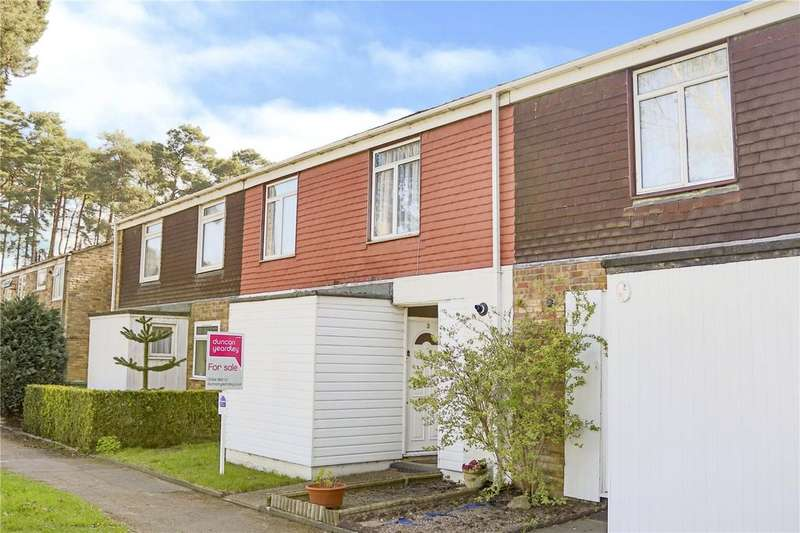 3 Bedrooms Terraced House for sale in Bucklebury, Bracknell, Berkshire, RG12