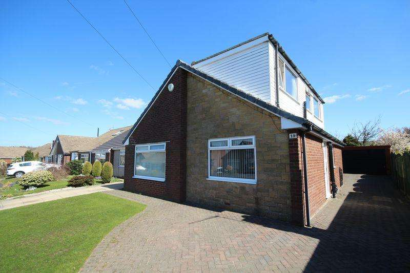 3 Bedrooms Detached House for sale in THAMES ROAD, Milnrow, Rochdale OL16 3UB